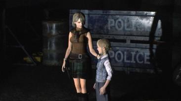"""Resident Evil 2 """"Эшли Грэхэм из Resident Evil 4"""""""