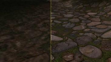 """Morrowind """"Улучшенные текстуры дорог"""""""