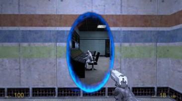 """Half-Life 2 """"Оружие из Portal для Half-Life: Source"""""""