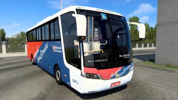 "Euro Truck Simulator 2 ""Busscar Vissta Buss LO Scania 4x2 (1.40.x)"""
