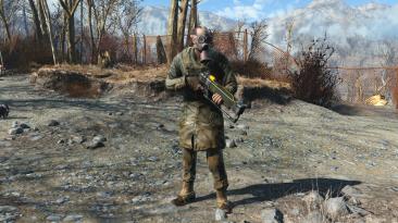 """Fallout 4 """"Пальто Пустоши"""""""