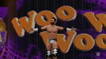 """WWE 2K16 """"Zack Ryder"""""""