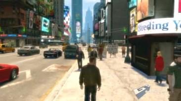 "Grand Theft Auto 4 ""PC Reveal Trailer"""
