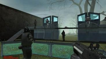 "Half-Life 2 ""Карта - Forest Mission"""