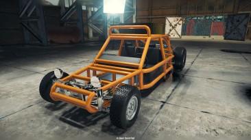 """Car Mechanic Simulator 2018 """"4-Seat Sand Rail"""""""