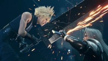 В Final Fantasy VII Remake Intergrade на PlayStation 5 появится кровь