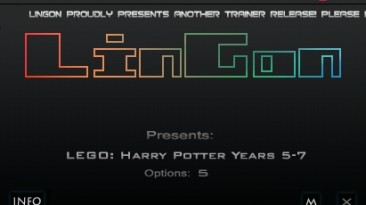 LEGO Harry Potter - Years 5-7: Трейнер/Trainer (+5) [1.0] {LinGon}