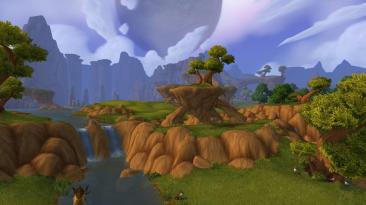 Как мог бы выглядеть World of Warcraft на движке Unreal Engine 4