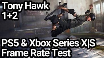Tony Hawk Pro Skater 1+2 демонстрирует безупречную производительность на всех консолях нового поколения