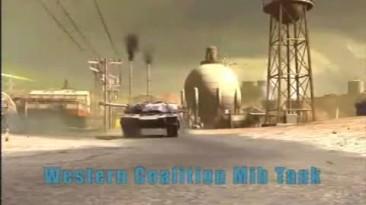 """Frontlines: Fuel of War """"E3 2007 ролики"""""""