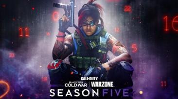 В сеть утёк постер 5 сезона Call of Duty: Warzone с новым оружием и оперативником