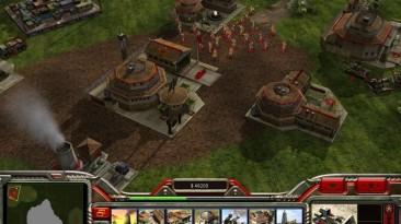 "Command & Conquer Generals: Zero Hour ""Карта - Lake Front"""