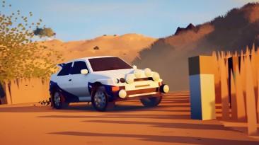 Art of Rally получила дату выхода на Sony PlayStation 4 и 5