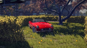 "Mafia II Definitive Edition ""1957 Ferrari 250 California"""