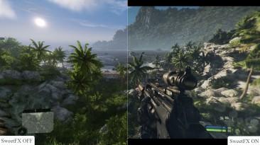 "Crysis: Remastered ""Решейд CryCine FX"""