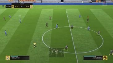 FIFA 18 / как играть в защите [Yozhyk]