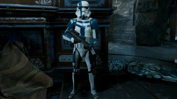 """Star Wars Jedi: Fallen Order """"Шторм Трупер Командир"""""""