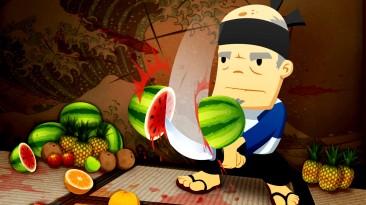 5 лет Fruit Ninja