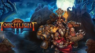 Началась бесплатная раздача Torchlight II