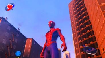"Spider-Man 3: The Game ""Улучшение графики"""