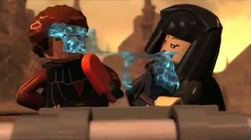 Lego Star Wars 3: The Clone Wars - Тренировка