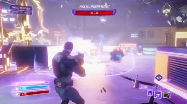 Agents of Mayhem превью от IGN