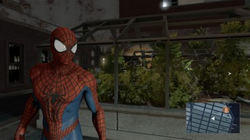"The Amazing Spider-Man 2 ""Коррекция Цветов"""