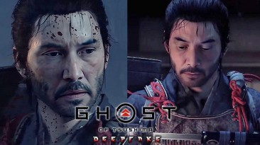 Видео: Киану Ривз стал героем игры Ghost of Tsushima