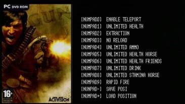 GUN (2006): Трейнер/Trainer (+10) [1.0] {LIRW / GHL}