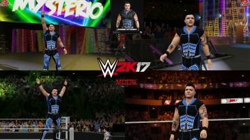 "WWE 2K17 ""Dominik Mysterio (Лицевая анимация) WWE 2K19 Порт мод"""