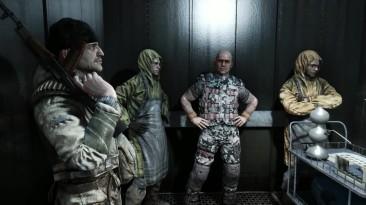 Metro Exodus - Как появились призраки и мутанты