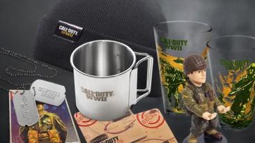 """""""Бука"""" запустила распродажу игровой атрибутики Call of Duty: WWII и коллекционок"""