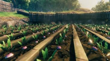 Натуральные продукты и никакой химии: игрок в Valheim снимает забавную рекламу о своей ферме