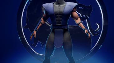 "Mortal Kombat ""Mythologies Sub-Zero HD Ремейк 1.0"""