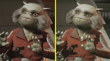 Star Ward Jedi: Fallen Order - графическое сравнение демо и финальной версии