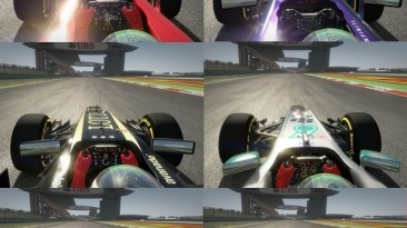 "F1 2012 ""[SFC] Real TV-Cam Top Comands"""
