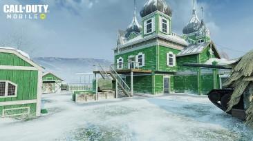 Русские церкви и деревянные избы - в CoD: Mobile появится Nuketown, выполненный в советской эстетике