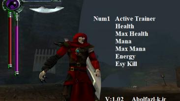 Legacy of Kain Blood Omen 2: Трейнер/Trainer (+6) [V 1.02] {Abolfazl.k}