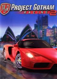 Обложка игры Project Gotham Racing 2