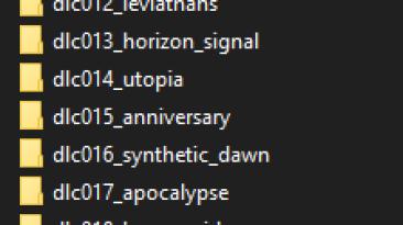 Stellaris: DLC Unlocker / Разблокировка DLC [3.0+]