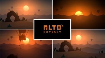 Состоялся релиз Alto's Odyssey на Android