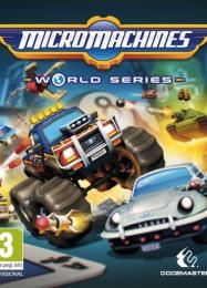 Обложка игры Micro Machines World Series