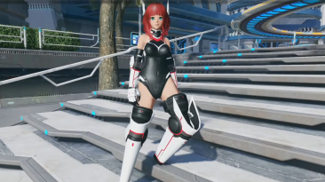 Персонажи PSO2Comi представляют Phantasy Star Online 2 New Genesis в забавных видео