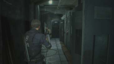 """Resident Evil 2 """"ReShade Clear Color"""""""