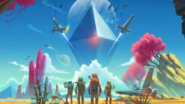 Digital Foundry изучили версию No Man's Sky Next для Xbox