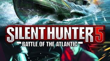 """Silent Hunter 5: Battle of the Atlantic """"Исправление для тактической и навигационной карты"""""""