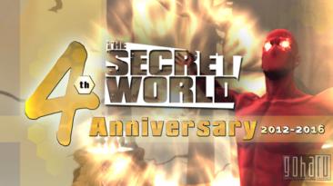 Празднуем четвертый день рождения The Secret World