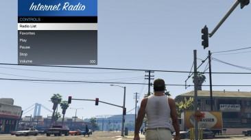 """Grand Theft Auto 5 """"Слушай любимую радиостанцию в игре"""""""