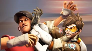 12 лет Team Fortress 2: пережила своих клонов, переживет и Overwatch