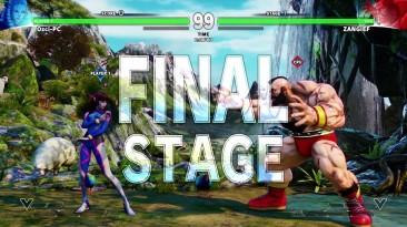 """Street Fighter 5 """"Karin - D.Va"""""""